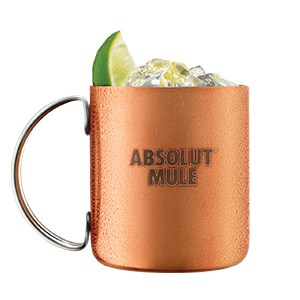 Absolut Vodka Mule Recipe