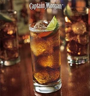 Captain Morgan Rum Cola Recipe