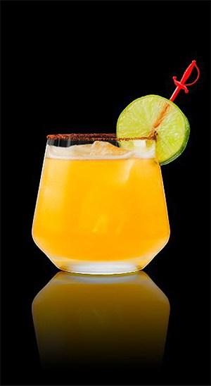 Captain Morgan Rum Sour Recipe
