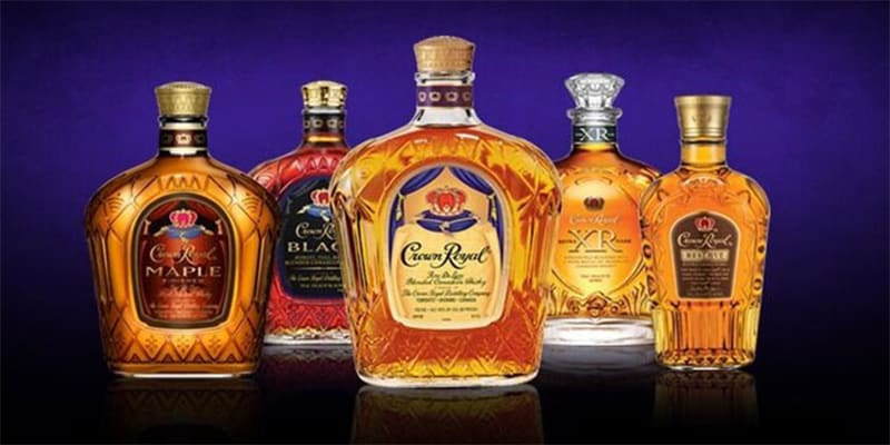 Crown Royal Whisky Prices List