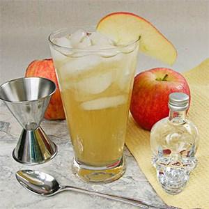 Crystal Head Vodka Cold Comfort Recipe