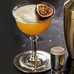Grey Goose Passion Fruit Martini Recipe