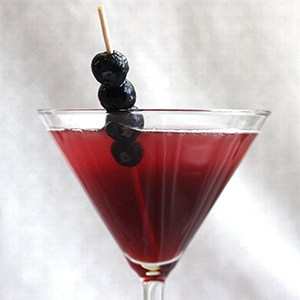 Hpnotiq Liqueur Berry Fusion Martini Recipe