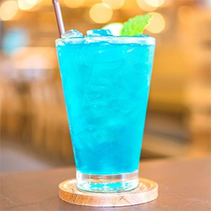 Hpnotiq Liqueur Blue Islander Recipe