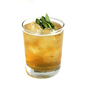 Jack Daniel's Whiskey Enlighten Mint Cocktail Recipe