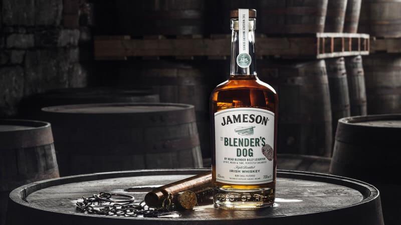 Jameson Blender's Dog Whiskey Cost