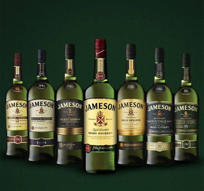 Jameson Whiskey Prices