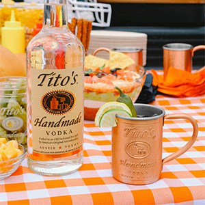 Tito's Vodka Moscow Mule Recipe