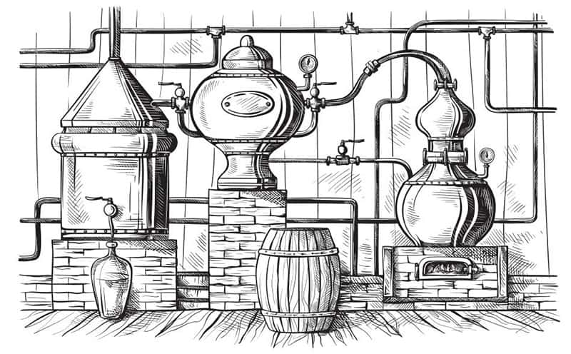 How is Vodka made?