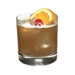 Blanton's Whiskey Recipe Nutty Contender