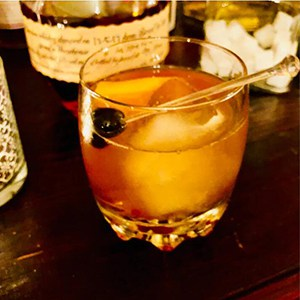 Blanton's Whiskey Recipe Old Fashioned Cocktail