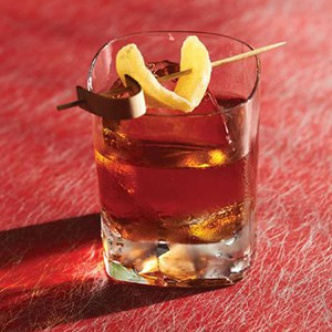 Sailor Jerry Rum Old Fashioned Recipe