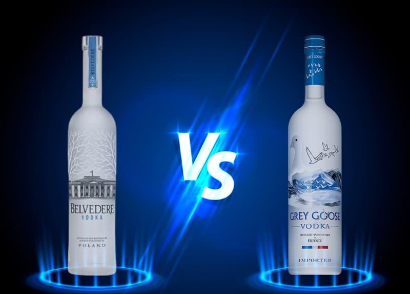 Belvedere Vodka vs. Grey Goose