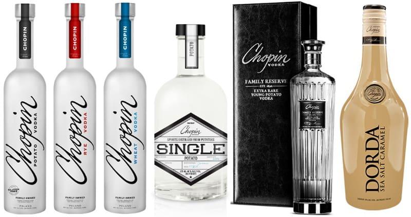 Chopin Vodka Prices