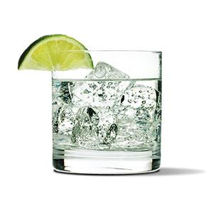UV Vodka Recipe Silver Sparkler