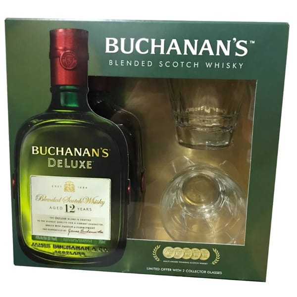 Buchanan's Blended Scotch Whisky