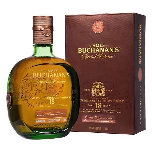 Buchanan's Whisky 18