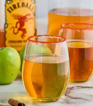 Fireball Whiskey Breakfast in Hell Recipe