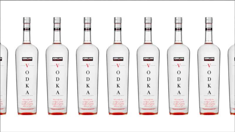 Kirkland Vodka