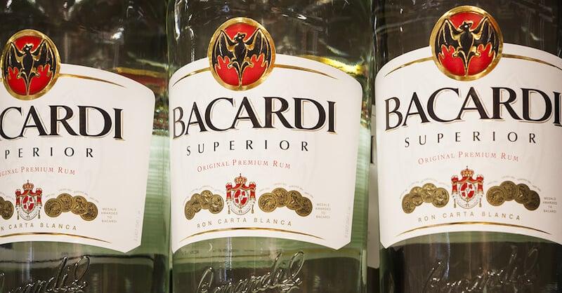 Bacard Rum