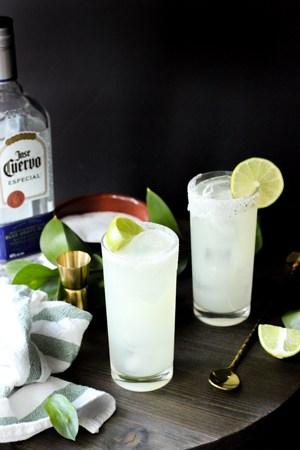 Classic Cuervo Margarita Recipe