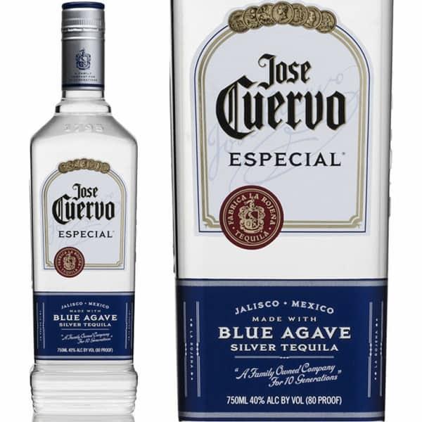 Jose Cuervo Especial Silver Price