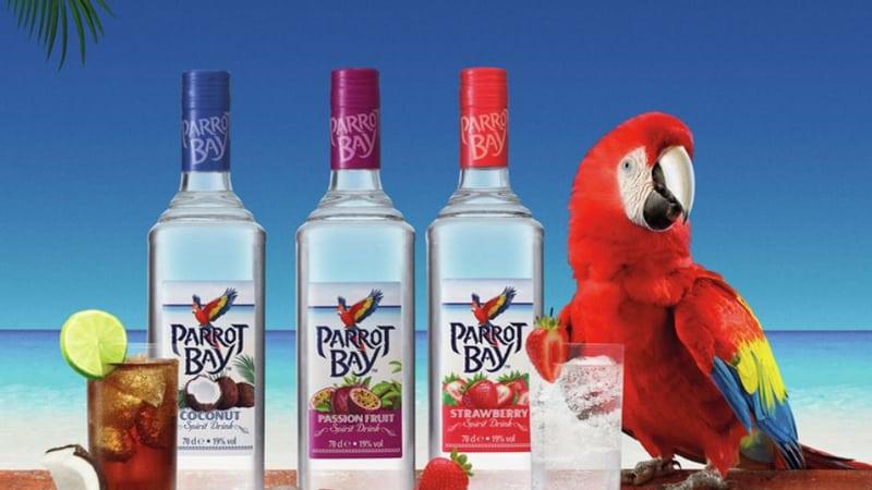Parrot Bay Rum