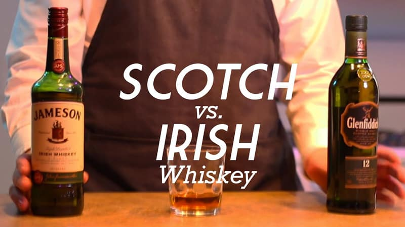 Key Differences Between Irish Whiskey and Scotch