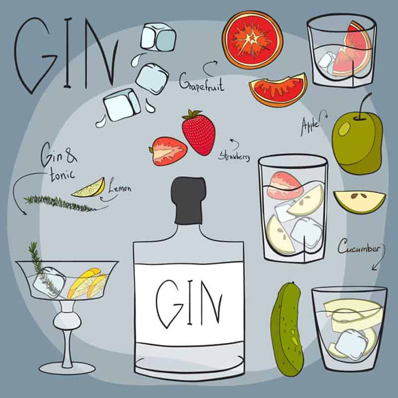 What Each Type of Gin Tastes Like