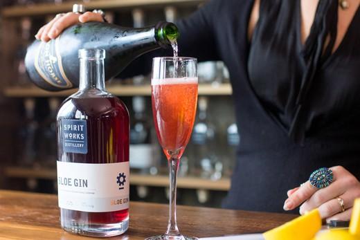 Sloe Gin Taste Like