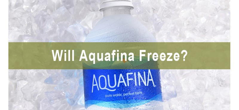 Why Does Aquafina Water Not Freeze