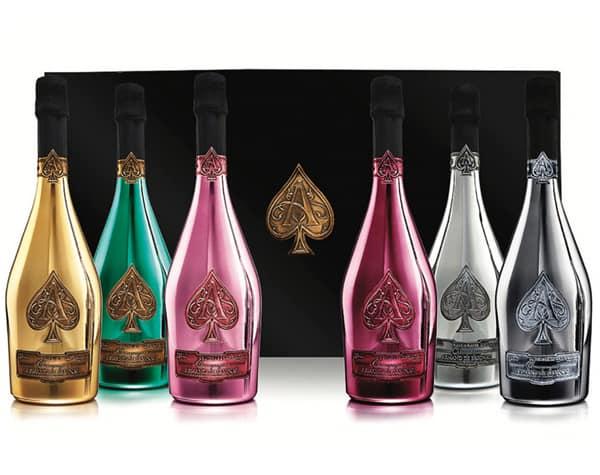 Armand de Brignac Ace of Spades Champagne Prices