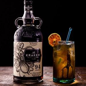 Kraken Rum The Ink Shot Recipe