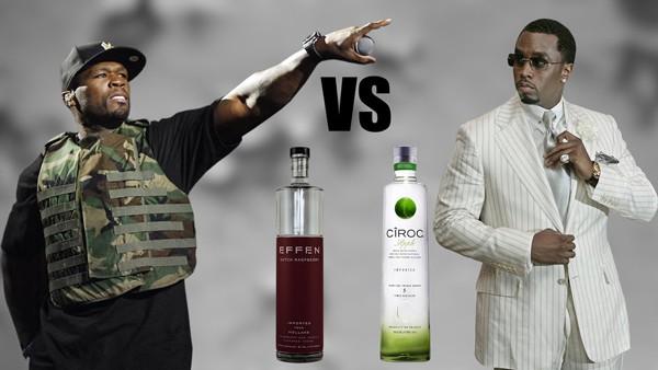 Effen Vodka vs. Ciroc Vodka