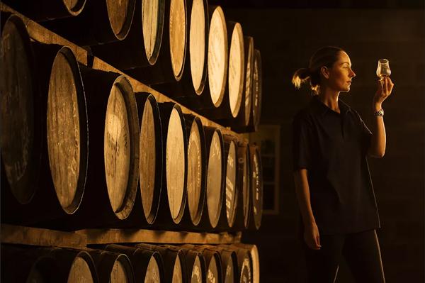 Brandy vs. Whiskey in Age