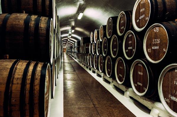 Cognac vs. Whiskey Aging