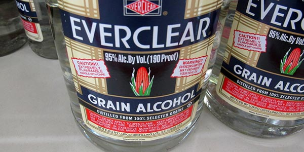 Is Everclear a Vodka