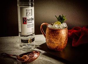 Ketel One Vodka Dutch Mule Recipe