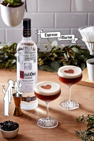 Ketel One Vodka Espresso Martini Recipe