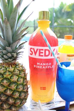 Svedka Mango Pineapple Recipe