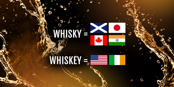 Whiskey vs. Whisky Spelling