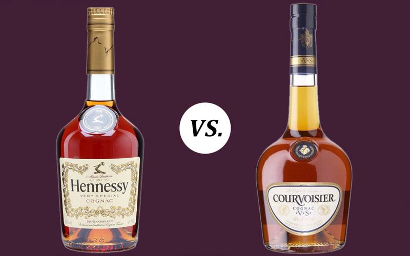 Courvoisier vs. Hennessy