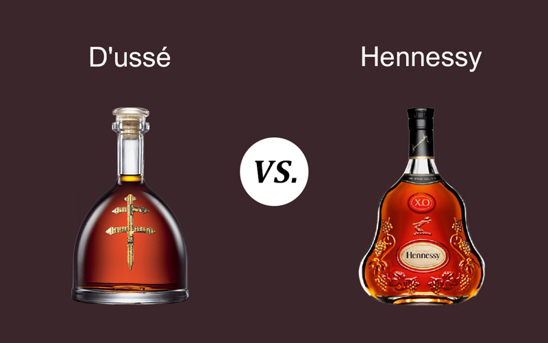 d'usse vs hennessy