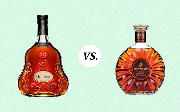 Remy Martin vs. Hennessy Price