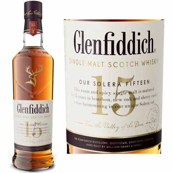The Glenfiddich 15 Year