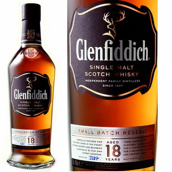 The Glenfiddich 18 Year