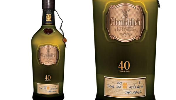 The Glenfiddich 40 Year