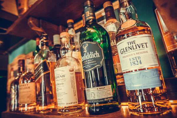 Glenfiddich vs. Glenlivet Price