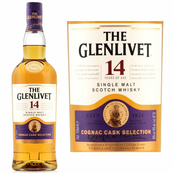 Glenlivet 14 Price