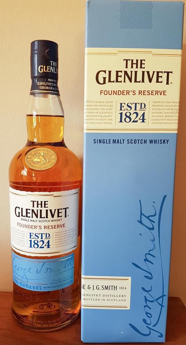 Glenlivet Founders Reserve Price